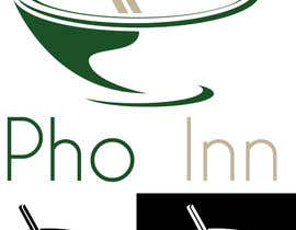"#67 untuk Logo (for website, restaraunt front and uniforms) and Menu Design for ""PhoInn"" oleh OragamiArtwork"