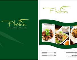 "#54 untuk Logo (for website, restaraunt front and uniforms) and Menu Design for ""PhoInn"" oleh nom2"
