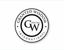 #379 para Logo Design for Granted Wisdom International por timedsgn