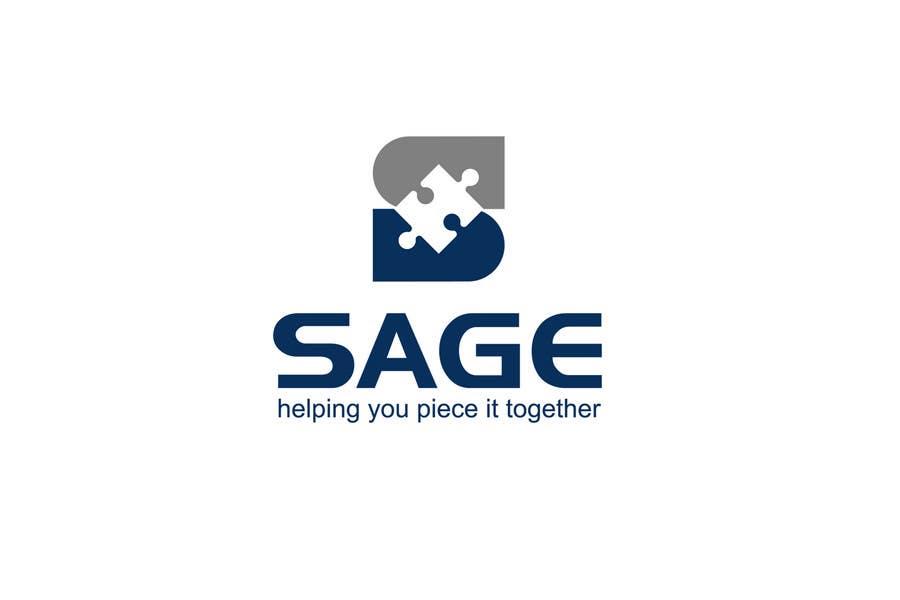 Inscrição nº                                         95                                      do Concurso para                                         Logo Design for Sage