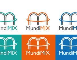 #29 para Projetar um Logo MundiMix por marcelorock