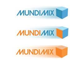 #27 para Projetar um Logo MundiMix por VivianMansur