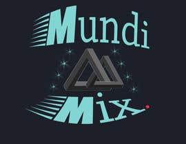 #28 para Projetar um Logo MundiMix por jar57b7082416163
