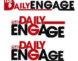 #117 para Design a Logo for The Daily Engage por cbayuelo