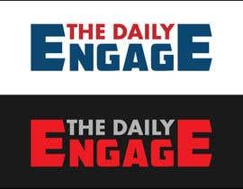 #65 para Design a Logo for The Daily Engage por iakabir
