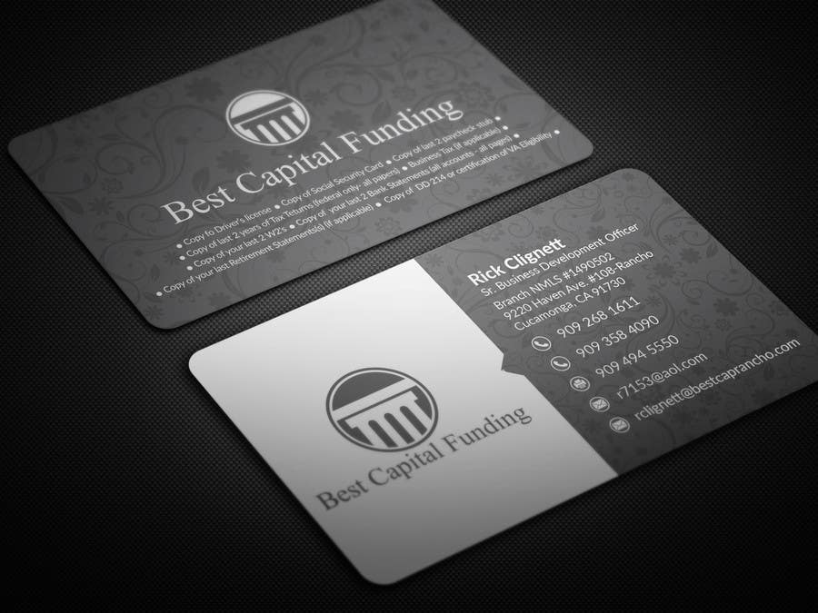 Entry 100 by bikashbapon for business card design contest winner contest entry 100 for business card design contest winner will be awarded with 5 reheart Choice Image