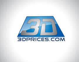 #104 para Logo Design for 3dprices.com por RIOHUZAI