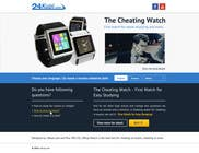 Entry # 25 for Landing page DESIGN Pro Only ! by