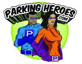 #12 para ParkingHeroes.com  Guaranteed $ Illustrators needed 2 characters !!  Sealed Contest... See Samples por heximages