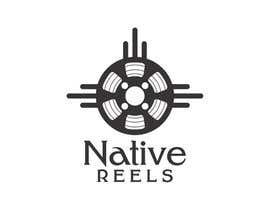 #49 for Native Reels - Logo Design af marif64