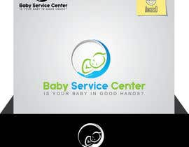 AWAIS0 tarafından Design a Logo for a new baby focused website için no 175