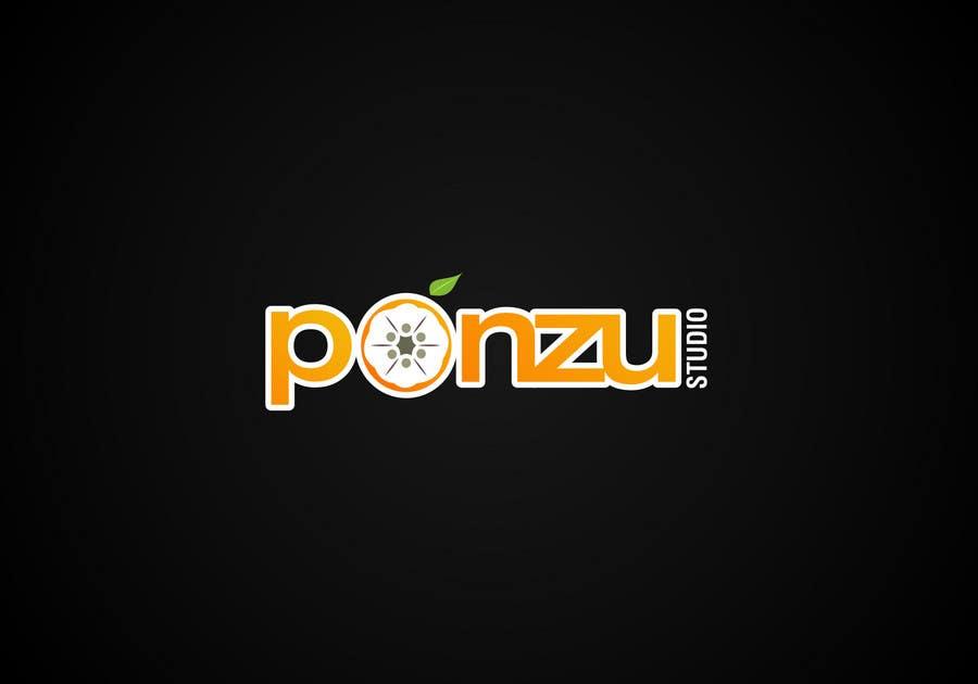 Конкурсная заявка №324 для Logo Design for Ponzu Studio