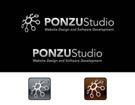 #229 for Logo Design for Ponzu Studio by foxxed