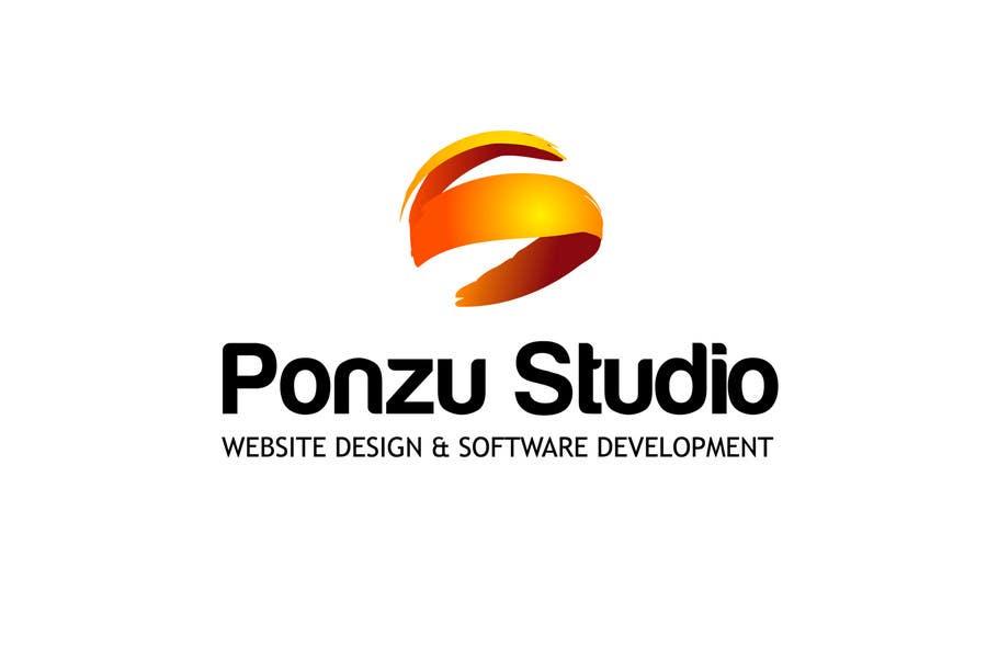 Proposition n°                                        76                                      du concours                                         Logo Design for Ponzu Studio