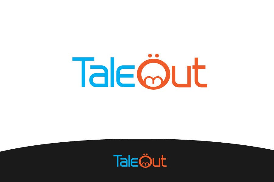 "Contest Entry #82 for Logo Design for ""TaleOut"""