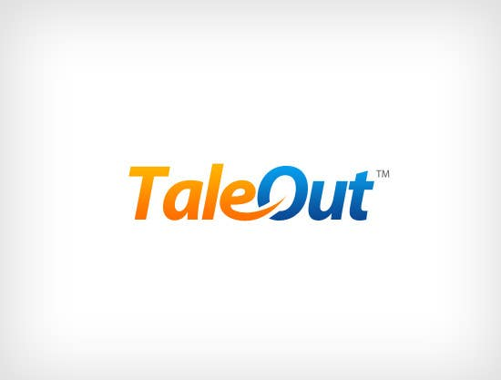 "Contest Entry #40 for Logo Design for ""TaleOut"""