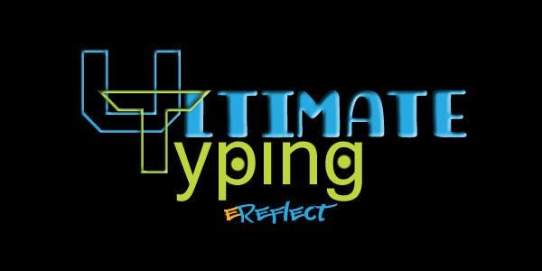 Konkurrenceindlæg #9 for Logo Design for software product: Ultimate Typing