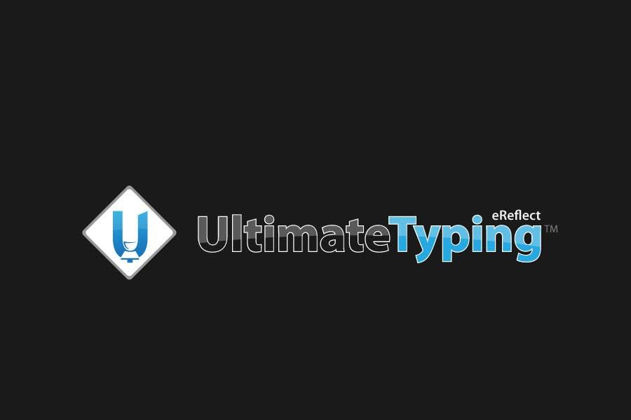 Konkurrenceindlæg #84 for Logo Design for software product: Ultimate Typing