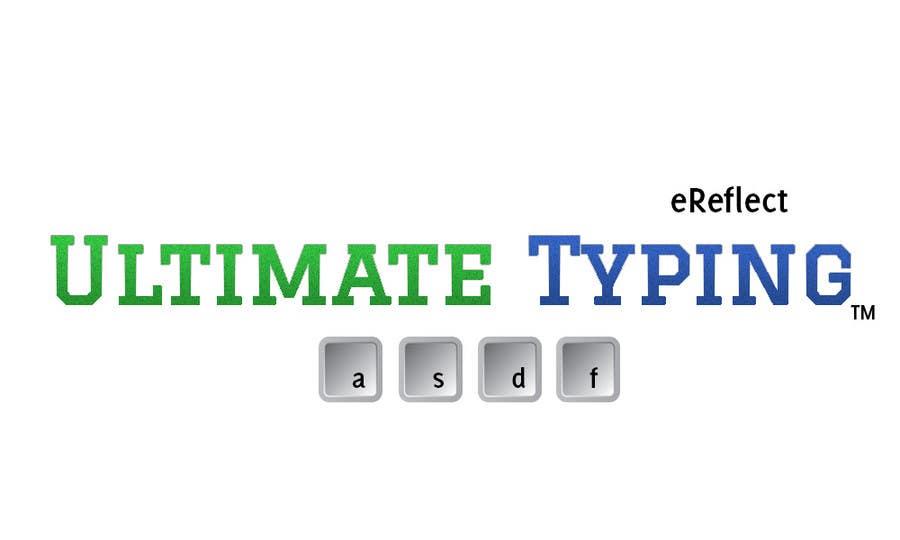 Konkurrenceindlæg #30 for Logo Design for software product: Ultimate Typing