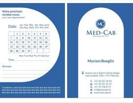#8 untuk Design a Flyer 74x105mm for my hospital for appointments oleh zebraartstudio