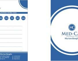 #11 untuk Design a Flyer 74x105mm for my hospital for appointments oleh pndesigntech