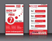 Contest Entry #18 for Design a Flyer for IPTV Company
