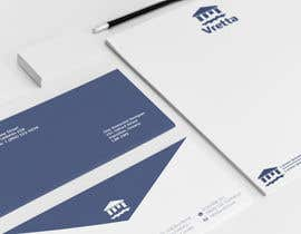 #14 untuk Design a template for our letters and envelopes oleh turtledes
