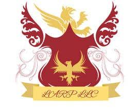 Team101 tarafından Design a Logo for Medieval/Fantasy LARP (Live Action Role Playing) için no 5
