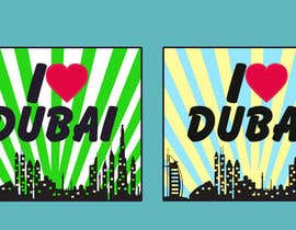 #51 for I Heart Dubai for sound activated LED shirt by czsidou