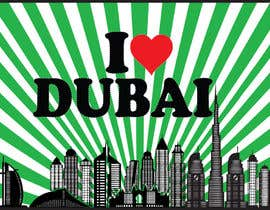 #92 for I Heart Dubai for sound activated LED shirt by maatru