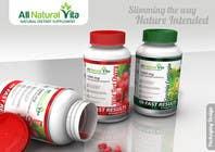 Proposition n° 36 du concours Graphic Design pour Design a supplement Bottle Label for All Natural Vita