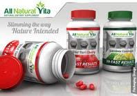 Proposition n° 41 du concours Graphic Design pour Design a supplement Bottle Label for All Natural Vita
