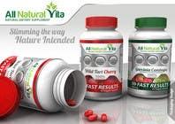 Proposition n° 49 du concours Graphic Design pour Design a supplement Bottle Label for All Natural Vita