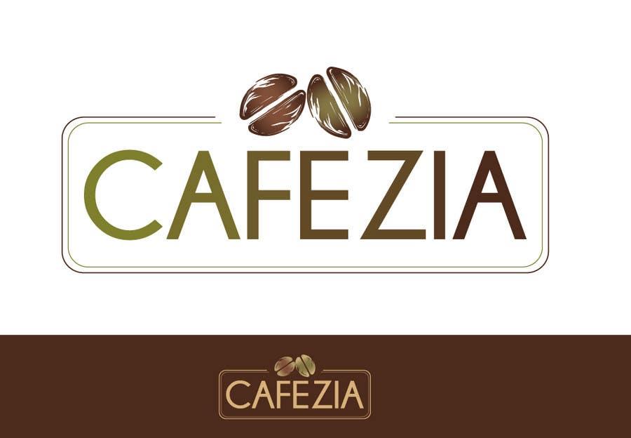 Конкурсная заявка №55 для Graphic Design for Cafezia