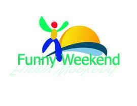 BrainxDesign tarafından Design Logo for Funny Weekend için no 19