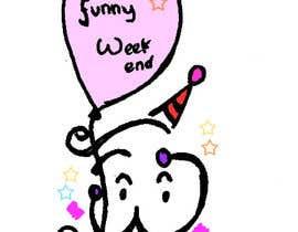 nisarahma tarafından Design Logo for Funny Weekend için no 2