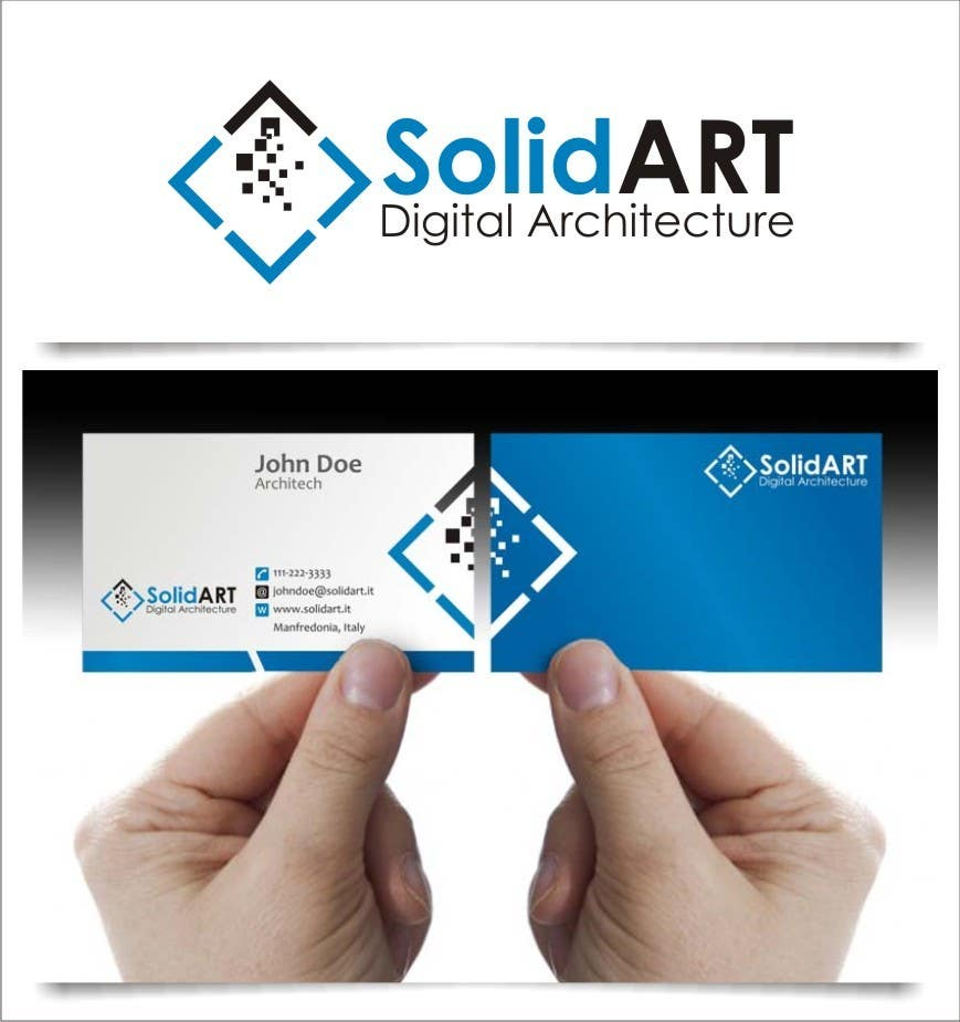 Entry #175 by indraDhe for Logo and Business Card for 3D Artist ...