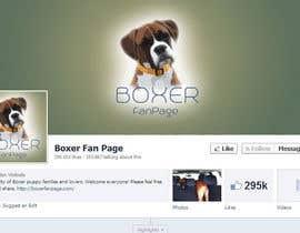 iamavinashshetty tarafından Logo & Corporate Identity Package for Boxer Fan Page için no 24