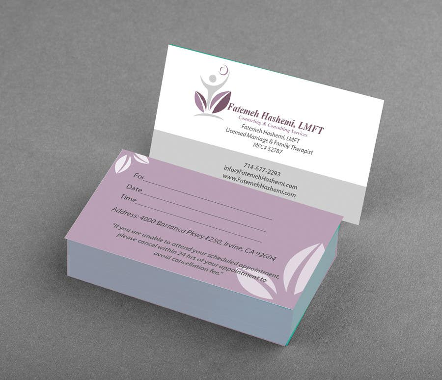 Entry #7 by naturalexa for Business Card and Letter Head design ...
