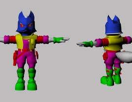 #8 cho Do some 3D character designor bởi madhavanraj
