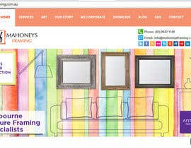 #4 cho Design a Banner for Custom Framing business bởi samazran