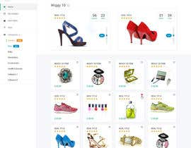 #41 for Design an e-commerce website mockup (Design Only, No programming Required) by nizagen