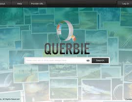 #68 para Website Design for querbie.com por SRDesigns1