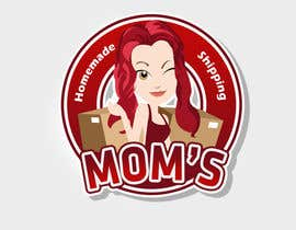 #111 untuk Logo Design for Mom's Homemade Shipping oleh rogeliobello