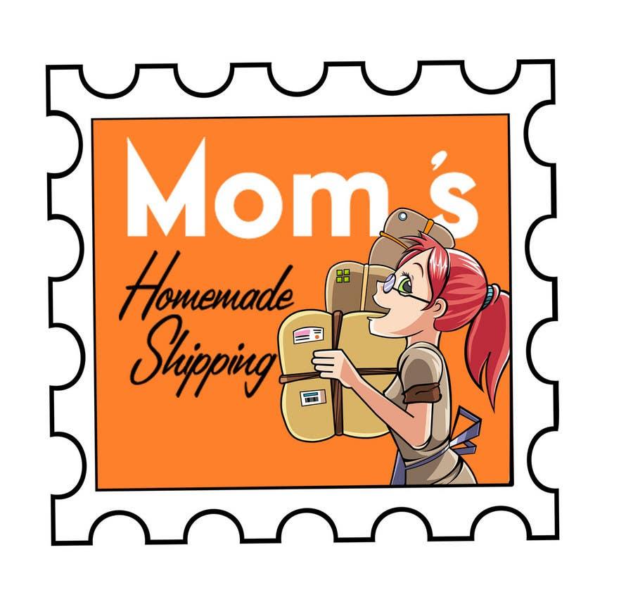 Contest Entry #                                        86                                      for                                         Logo Design for Mom's Homemade Shipping