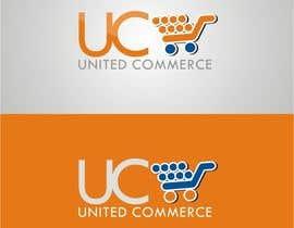 simpleblast tarafından Design a Logo for E-Commerce Company 'United Commerce' için no 325