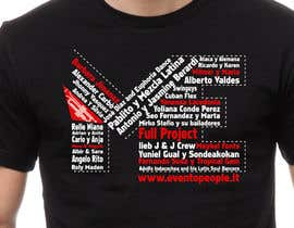 #5 for T-shirt with name af eliartdesigns