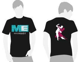 #22 for T-shirt with name af hichamalmi