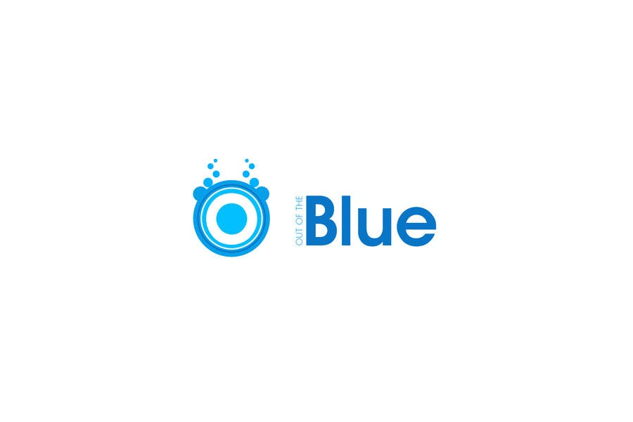 """#53 for Design Logo for """"Out of the Blue"""" by AlphaCeph"""