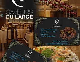 nº 13 pour Design a Business Card for a Restaurant par adilmort